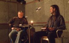 Literarni večer – Pesmi njej pojejo njemu, 13. marec 2013