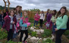 Semena Prihodnosti – obiski učnih kmetij, oktober 2013 – maj 2014