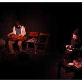 NKC: Jean-Luc Guionnet (Fra) & Daichi Yoshikawa (Jap) & Samo Kutin (Slo)