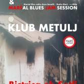 Koncert & Blues Jam Session: Jinho Jinza (Murska Sobota) & Maršal Bluz Jam Session