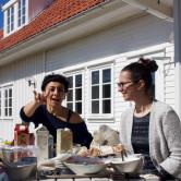 SundayNoise: MESSY!: Ina Puntar/Erika Solo/Balint Bolcso/Henrik Olsson