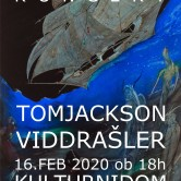 Nkc / SundayNoise: Tom Jackson (VB) & Vid Drašler (BoS)