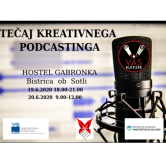 Vas kulture: Tečaj kreativnega podcastinga